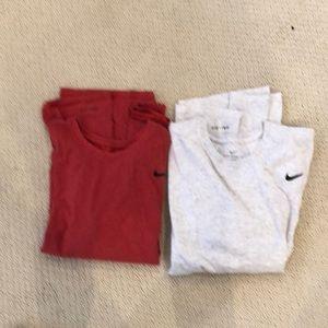Nike Mens cotton dry fit tshirts